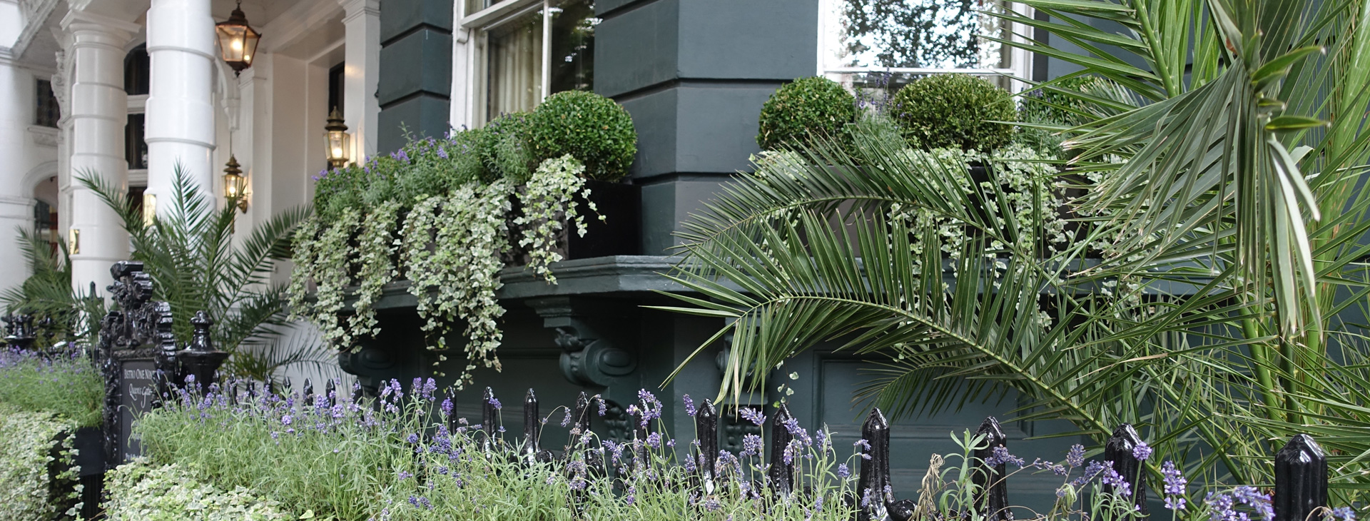 Enhance your front garden to make a strong first impression