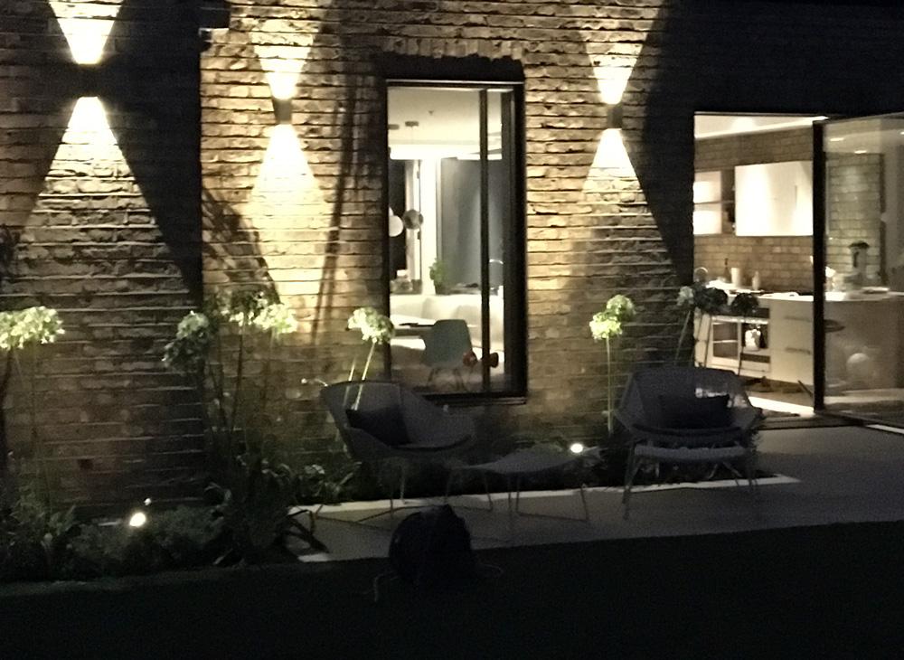 lighting - Garden Design Services